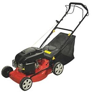 Excel CDF07156 Semovente Mulching Rasaerba a Scoppio, 139 cc, 46 cm, Rosso 41o8r%2Bau71L. SS300