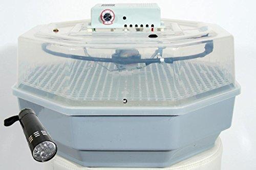 Qubeat uova semiautomatiche pollo incubatore bk60,60 allevatore, macchina cova, hatcher, la macchina di allevamento