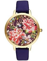 Reloj mujer Charlotte rafaelli (acero Floral 38 mm crf020