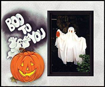 Boo to You Halloween Picture Frame Gift by Expressly Yours! Photo Expressions