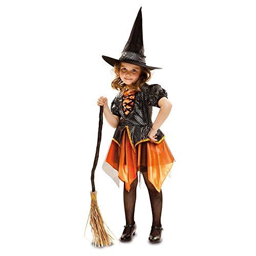 My Other Me Disfraz de bruja, para niños, color dorado (Viving ...