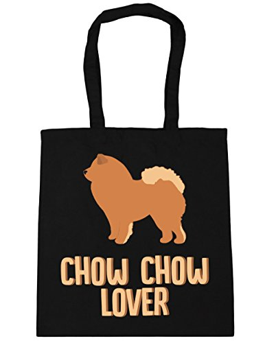 hippowarehouse-chow-chow-lover-tote-shopping-gym-beach-bag-42cm-x38cm-10-litres