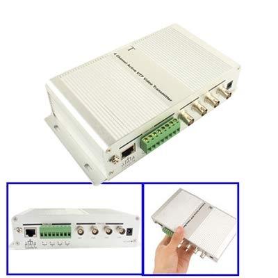Security Accessory Sicherheitszubehör 4 - Kanal - aktive utp Video Transmitter Aktive Utp Video