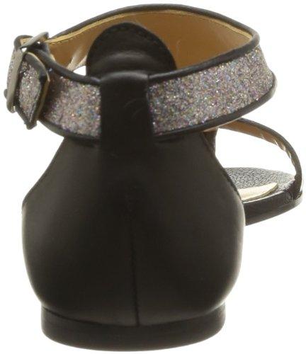 Tatoosh Prue Damen Sandalen Silber - Argent (Negro)