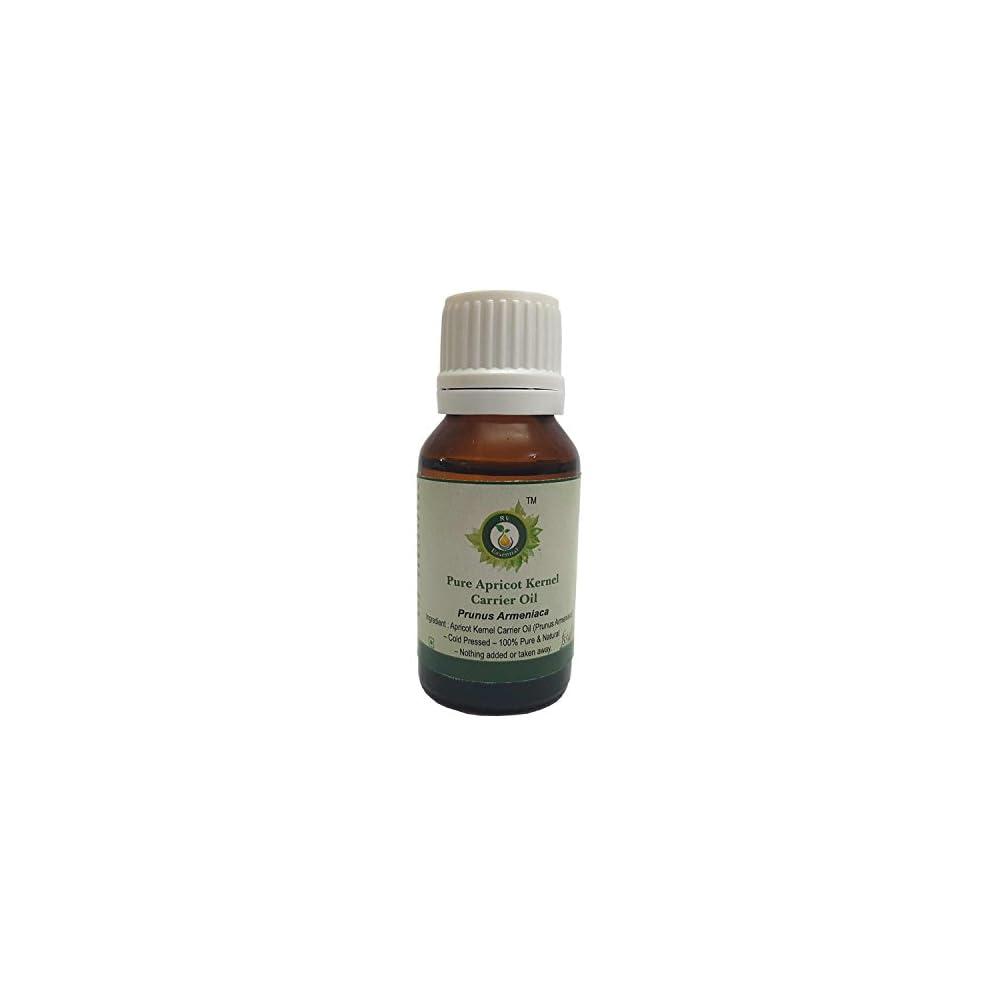 R V Essential Reines Aprikosen Kernel Trger L Prunus Armeniaca 100 Reines Und Natrliche Kaltgepresste Pure Apricot Kernel Carrier Oil