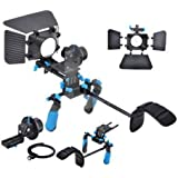 CowboyStudio RL02 Kit DSLR Rig with Follow Focus and Matte Box