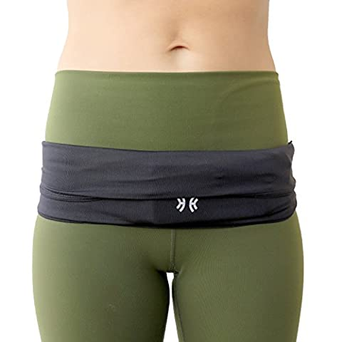 Limber Stretch Original HIP HUG PRO Hüftgürtel Laufgürtell Hüfttasche für Sport oder Reisen, jetzt auch in