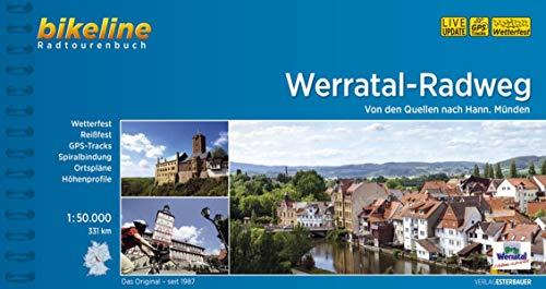 Werratal - Radweg von den Quellen nach Hann. Munden 2018