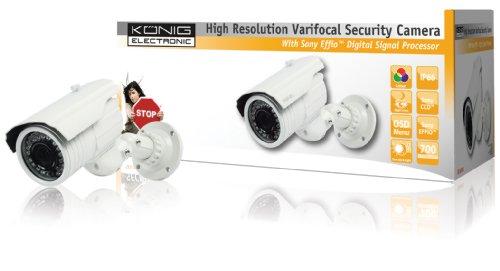 Knig-SEC-CAM780-Cmara-de-seguridad-con-procesador-de-seal-digital-Sony-Effia-y-objetivo-Vario