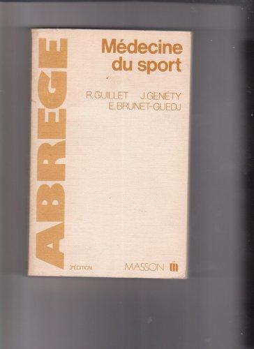 Abrégé de médecine du sport (Abrégé de...)