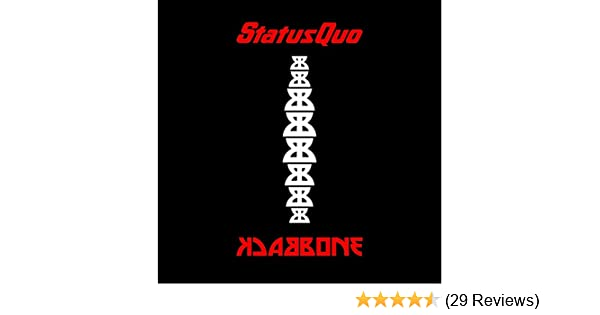 Backbone by Status Quo on Amazon Music - Amazon co uk