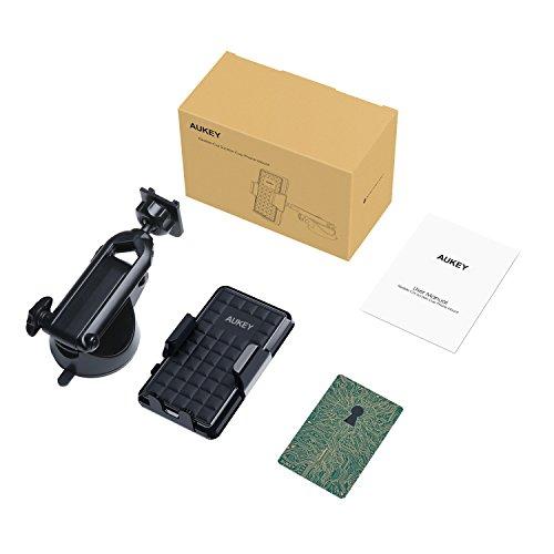 Aukey Handyhalterung Auto HD-C46 Lieferumfang