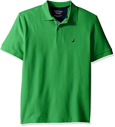 nautica-s-s-solid-deck-shirt-classic-fit-polo-para-hombre-grass-blade-l