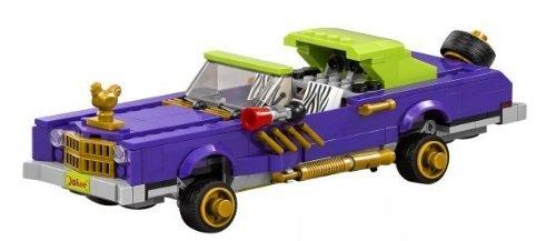 Preisvergleich Produktbild LEGO 70906 Batman Movie Jokers berüchtigter Lowrider OHNE FIGUREN