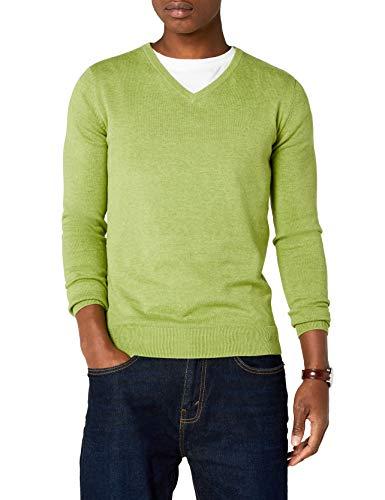 La Maglieria Di Daisy Größe Xl Schwarz Ausschnitt Pullover 100% Extra Fein Damenmode