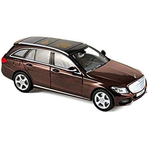 Mercedes Benz C Class Estate (2014) Diecast Model Car