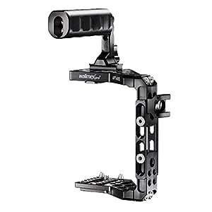 Walimex Pro aptaris universel XL MK II Cage/Rig Système de pour appareil photo caméra DSLR/Système