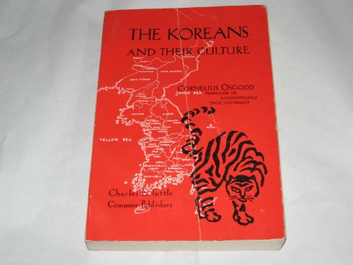 The Koreans and their culture