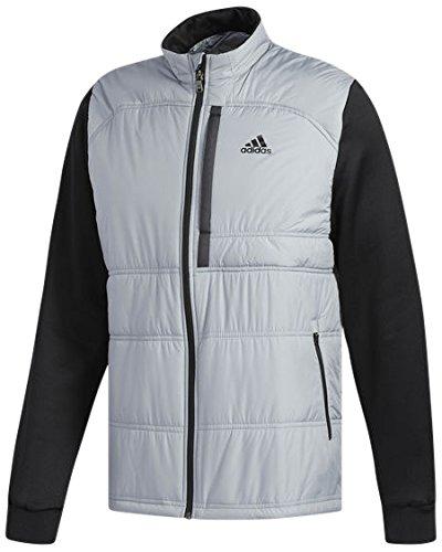 adidas Climaheat Primaloft Jacket Veste de Golf Homme L Gris