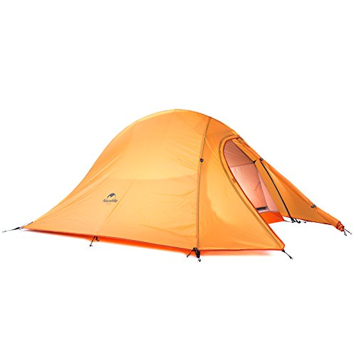 Naturehike cloud-up Ultra-Light 2 persona tienda de doble capa camping tienda de...