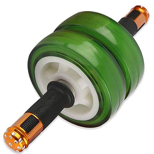 Olydmsky Wheel Bauchtrainer Gesunder Bauch Rad stumm abs Bauch Runde Nach Hause Indoor und Outdoor Fitness Geräte Liegestütze