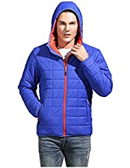 Eono Essentials Men's Insulated Quilted Jacket