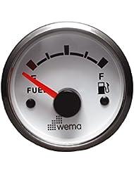 Argent série carburant Blanc