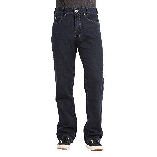 """Herren Jeans """"Clark"""" Comfort Fit 0212 blue black"""