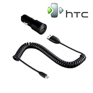 HTC KFZ-Ladekabel CC C200 (Micro-USB) für HTC