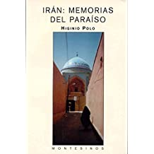 Irán memorias del paraíso
