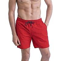 Jobe - Bañador para hombre, color rojo