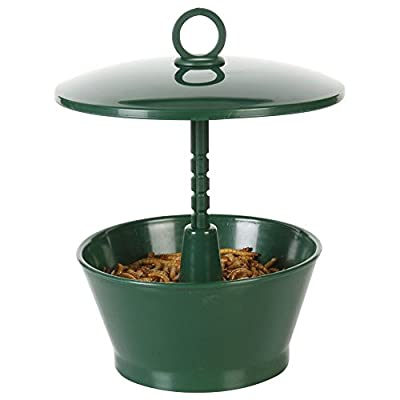 C J Mini/Mealworm Rainproof Feeder