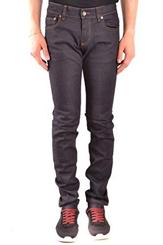 DOLCE E GABBANA Herren Mcbi38322 Blau Baumwolle Jeans