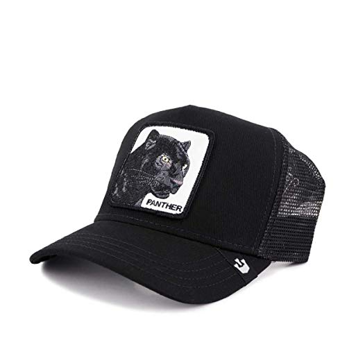Goorin Bros. Trucker Cap Black Panther Schwarz, Size:ONE Size