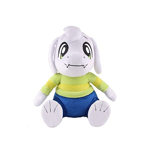 Undertale Asriel Plush Soft Toy Doll For Kids Gift