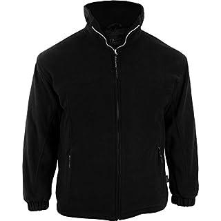 Asatex PF L 10 Fleece-Jacke Prevent Trendline, Schwarz, L