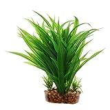 Homyl Künstliche Pflanze Terrariumpflanze Kunstpflanze für Terrarium und Aquarium - Typ 1
