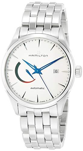 Hamilton Reloj de Hombre automático 42mm Correa y Caja de Acero H32635181