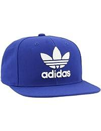 Amazon.it  Cappello Adidas Visiera Piatta - Cappellini da baseball    Cappelli e cappellini  Abbigliamento 3ef89cc23ed0