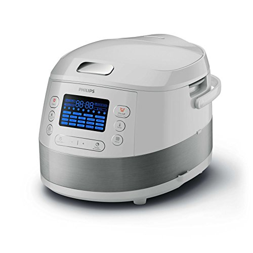 Philips - hd4731/77 - Multicuisseur 5l 1070w 19 programmes viva collection