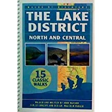 Walks of Discovery: Lake District North and Central - 15 Classic Walks