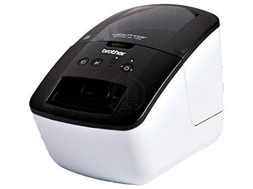 Brother QL-700 Etikettendrucker (USB-Schnittstelle, automatische Schneideeinheit)