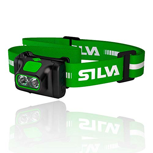 Silva Headlamp Scout X Green