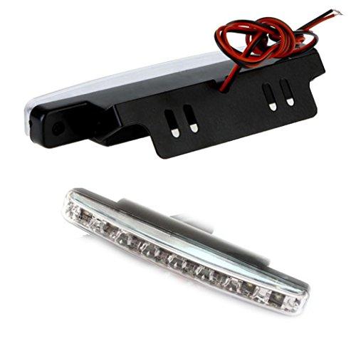 Preisvergleich Produktbild Auto Licht,  bobogo Tagfahrlicht Tagfahrlicht Running Light DRL Auto Nebel Lampe Wasserdicht DC 12 V