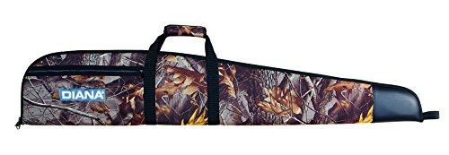 Diana Gewehrfutteral mit Aussentasche, Länge 123 cm, 41600000 Velvet-Camo