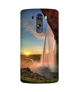 Beautiful Sunset LG G3 Case