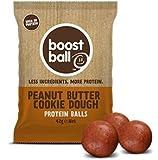 Preparato per biscotti al burro di arachidi Boostball - Pallina Boost proteica (Confezione da 12 x 42g)