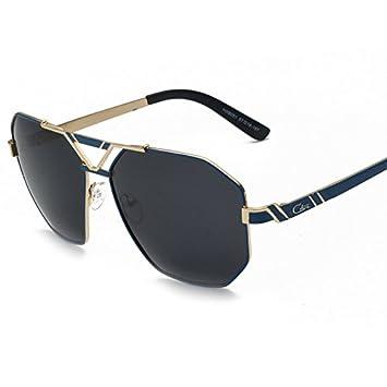 GCR Sunglasses Polarized light Shade glasses Nouveau retro lunettes lunettes de haute qualité , b