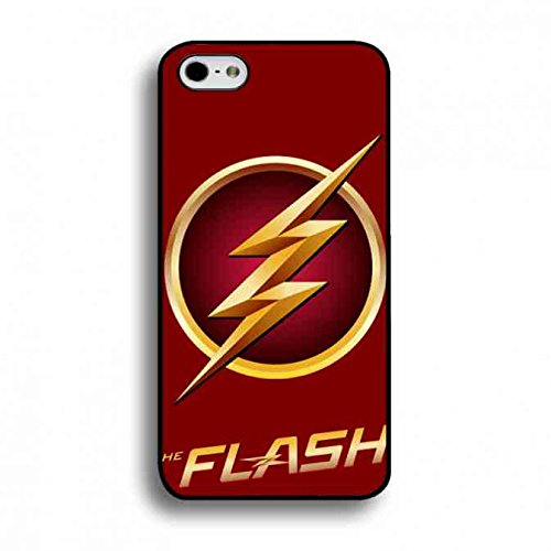 Preisvergleich Produktbild Populär Superhero The Flash Telefonkasten For Apple Iphone 6Plus, Stylische Silikon Schutzhülle The Flash Telefonkasten, Apple Iphone 6S Plus(NOT FOR Apple Iphone 6) The Flash Telefonkasten