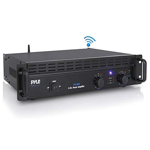 Pyle Pro PTA1000 1000 Watt DJ Amplifier
